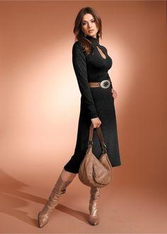 Abiti a maniche lunghe comodi e alla moda su bonprix 6b4551c7451