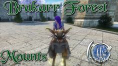 Riders of Icarus - Brakarr Forest all mounts