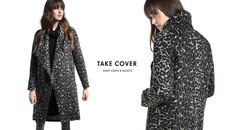 Duster Coat, Fur Coat, Hug You, Helmet, Trends, Animal, My Style, Jackets, Shopping