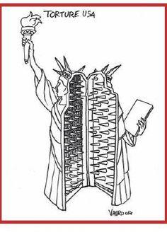 Informazione Contro!: Torture USA