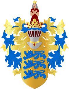 Brasão de armas: Capital Tallinn (Estônia)