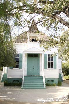 EL TORO GRAMMAR SCHOOL, built in 1890, still stands in Lake Forest Heritage Hill Historical Park....