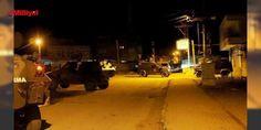 Son Dakika: Diyarbakırda PKKlı teröristlerce karakola bombalı saldırı! : Kısa süreli çatışmanın da yaşandığı saldırının ardından geniş kapsamlı operasyon başlatıldı. Öte yandan ilçede bomba yüklü araçla saldırı yapılabileceğine ilişkin yaklaşık bir hafta önce istihbarat alındığı ve güvenlik önlemlerinin arttırıldığı öğrenildi.  Olay dün gece saat 23.45 sıraları...  http://www.haberdex.com/turkiye/Son-Dakika-Diyarbakir-da-PKK-li-teroristlerce-karakola-bombali-saldiri-/118647?kaynak=feed…