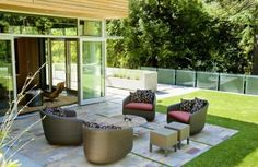 Patio living room - Spaces Images/Blend Images/Getty Images