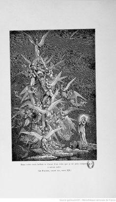 La divine comédie (Nouvelle édition) / Dante Alighieri ; traduction de Artaud de Montor ; illustrations de Yan Dargent   http://gallica.bnf.fr/ark:/12148/bpt6k5449871p/f393.highres