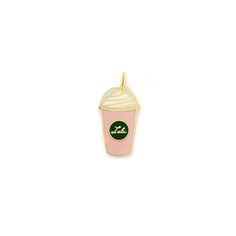 frap happy strawberry creme pin