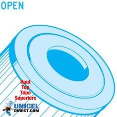 Filtre Unicel C-2300 cartouche de filtration pour Harmsco, Speck 11,00 €  Filtres spa piscine par marque, Filtre Spa, Filtre Piscine, Cartouches Spa/Piscine, Cartouche de filtration, Haut ouvert, Bas ouvert