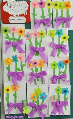 Öğretmenler günü çiçeklerimiz
