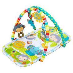 Fisher-Price SnugaMonkey Musical Play Gym : Target
