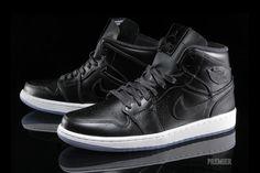 half off a843f 9a1b2 Air Jordan 1 Nouveau (Black Ice) - Sneaker Freaker. Jordan ShoesAir  JordansSneakers NikeSwagstilModeskor