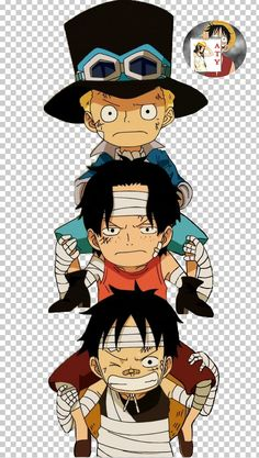 Monkey D Luffy Portgas D Ace Sabo Nami Png Ace And Luffy Ace Sabo Luffy One Piece Luffy
