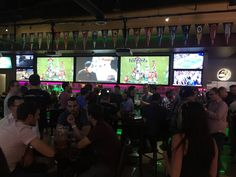 We've got the sports and the bar! Come watch the NFL games at #XlanesLA www.xlanesla.com (213) 229-8910