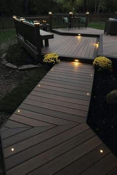 55 Outstanding Backyard Patio Deck Ideas To Bring A Relaxing Feeling | texasls.org #deckideas #deckbuildingplans #patiodeck