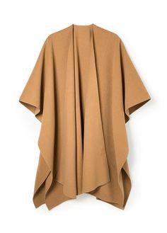 Poncho Styles 2015: design inspiration