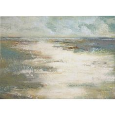 You'll love the 'Misty Coast' Painting Print on Wrapped Canvas at Wayfair - Great Deals on all Décor & Pillows products with Free Shipping on most stuff, even the big stuff.