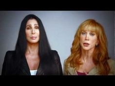 Cher & Kathy Griffin: 'Don't Let Mitt Romney Turn Back Time On Women' For Actually.org (VIDEO)