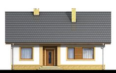 Elewacja ARN Irys CE Dom, Outdoor Decor, Home Decor, Architecture, Homemade Home Decor, Decoration Home, Interior Decorating