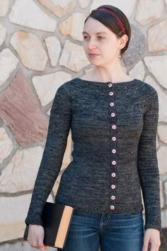 3f019589f88c Little Knots for Grown-ups knitting pattern - Sweet Paprika Designs Baby  Cardigan