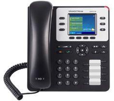 Grandstream GXP2130v2 - IP-телефон (Black)  — 5777 руб. —  IP-телефон