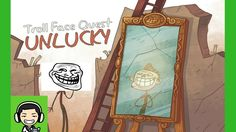 Ayo main Troll Face Quest Unlucky #Game paling konyol