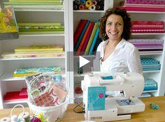 DIY Anleitung: Nähen für Anfänger // diy tutorial: how to sew, sewing for beginners via DaWanda.com