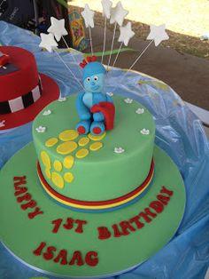 iggle piggle cake, iggle piggle,Cakes For Kids, birthday cakes, kids cakes, cakes for girls, cakes for boys Night Garden, Novelty Cakes, Cakes For Boys, Party Treats, Girl Cakes, Birthday Cakes, Cake Decorating, Girls, Desserts