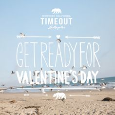 TIMEOUT - get ready for VALENTINE'S DAY