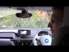 Africa Electric Car: Driving an electric car with Dr. Tobias Bischof Ni...