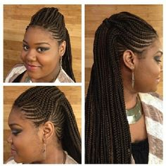467 Best Braids And Protective Styles Images On Pinterest In 2019