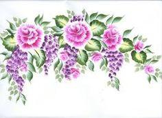 Αποτέλεσμα εικόνας για one stroke flowers