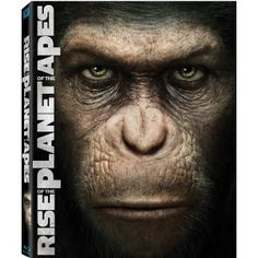 Rise of the Planet of the Apes Bluray ($24.99) - I loved this movie.