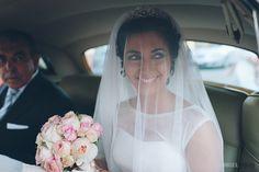 No sólo las princesas llevan velo y corona {Foto, Gabriel Navas} #velos #novia #veil #bride