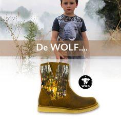 Wild kidswear! De coolste schoenen