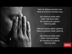 Cevdet Bağca - Aşk Yalanmış Sevda Yalan - YouTube