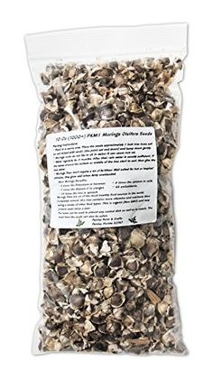 #PKM1 Moringa Oleifera Seeds *Please note ONLY we at Paisley Farm and Crafts ship our merchandise and Amazon Prime. If you see our packaging or our descriptions ...