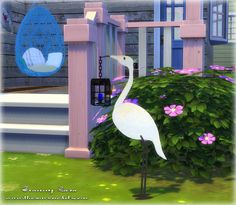 Deeliteful Sims — thesimsm0dels: Street light for TS4 by Granny...