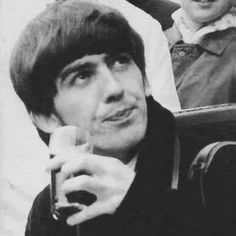♥♥♥♥George H. Just Good Friends, Best Friends For Life, Beatles Songs, The Beatles, Great Bands, Cool Bands, Things We Said Today, Liverpool Legends, The Quiet Ones