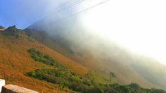 Clouds at Mullayanagiri