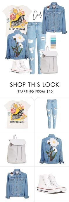 """Untitled #42"" by jane-cupacake ❤ liked on Polyvore featuring Gucci, Aéropostale, Converse and Seed Design"