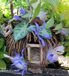 charmed gardens a collection of fairy miniature garden making tips, container gardening, crafts, gardening, terrarium, Many more fairy gardens here At
