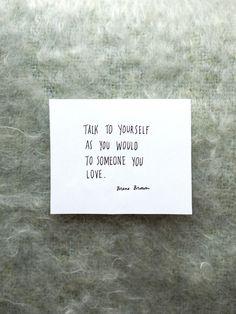 Viikon ajatus: Miten puhut itsellesi? | Talk to yourself as you would... - Pupulandia | Lily.fi