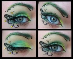 amazing butterfly eye makeup trends