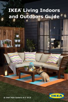 "Whether you're an ""innie"" or an ""outie,"" you can have the most stylish spaces to hang out when the weather warms up."