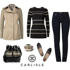 Carlisle: Holiday style by carlislecollection on Polyvore featuring Versace, Tod's, Proenza Schouler, CarlisleCollection and holiday2014