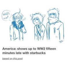 Hetalia ~~ Painfully accurate on a certain level.