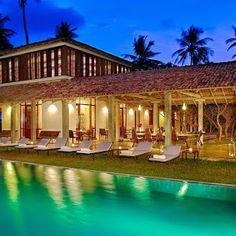 The Frangipani Tree swimming pool and Villa
