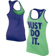 Nike Women's Classic JDI Dri-Blend Tank Top