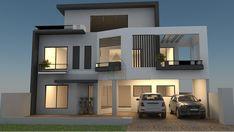 12 marla house plan