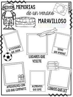 Summer Memories (Spanish) FREE