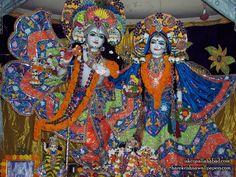 Sri Radha Close up
